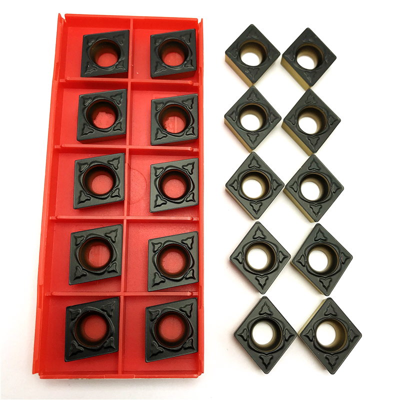 CCMT120408 PM 4225 Carbide inserts External turning tools CNC machine cutting turning inserts <font><b>CCMT</b></font> <font><b>120408</b></font> for lathe tool image