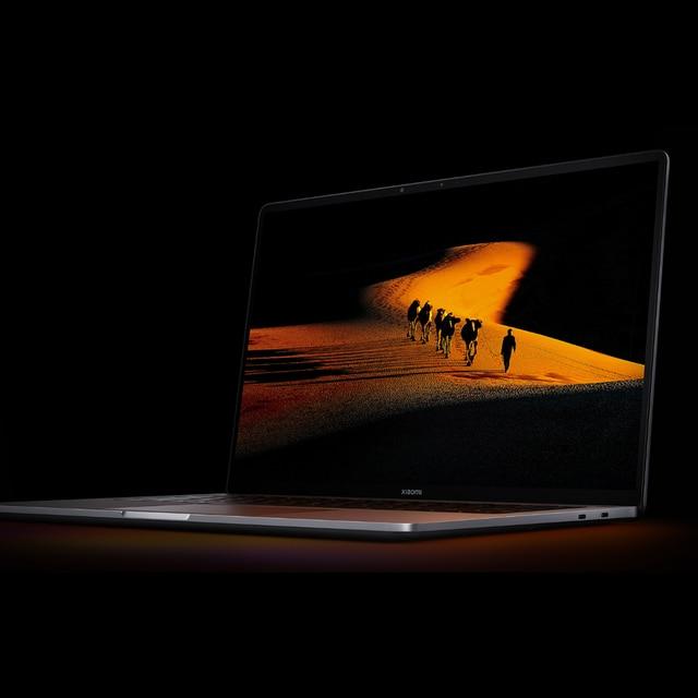 Xiaomi Laptop Pro15 i7-11370H/i5-11300H MX450 OLED 3.5K Screen 15.6Inch 16GB+512GB/1TB Office Notebook PC & MI Pad 5 Pro bundle 3