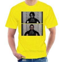 Nuovo Popolare Supernatural Mug Sam Dean Winchester degli uomini T-Shirt Nera formato S-3XL T Shirt Uomo 2017 Moda Top @ 106673