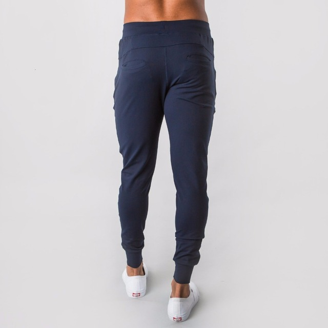 2019 New Style Mens ALPHALETE Jogger Sweatpants Man Gyms Workout Fitness Cotton Trousers Male Casual Fashion Skinny Track Pants 3