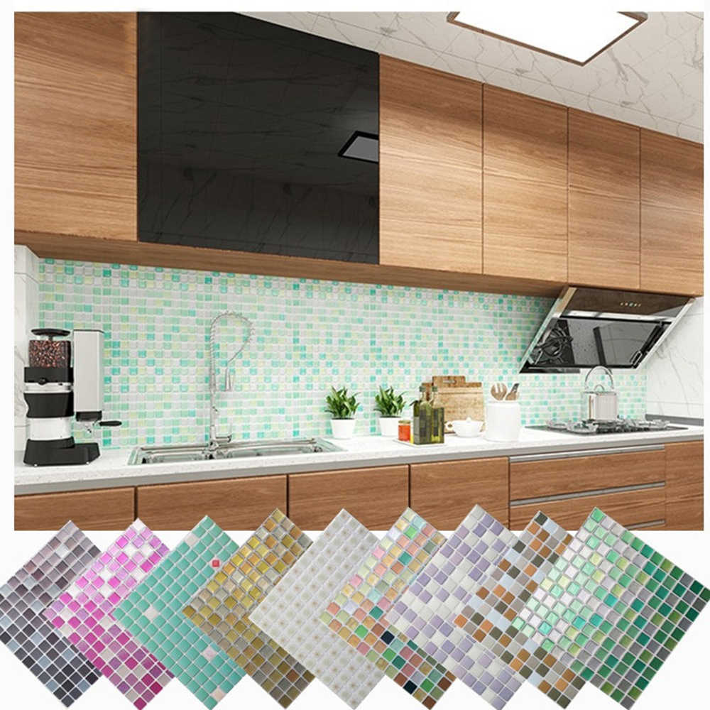 Diy Self Adhesive Mosaic Tile