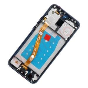 Image 3 - Дисплей 6,3 дюйма для Huawei Mate 20 Lite, сенсорный ЖК дисплей Mate20 Lite, сенсорный экран для Huawei Mate 20 Lite, дисплей с рамкой