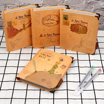 Classic Reprint The Little Prince Diary Planner Schedule Monthly Plan Daily record Full color printing paper Boutique gift a schuberg zoologisches zentralblatt 1907 vol 14 classic reprint