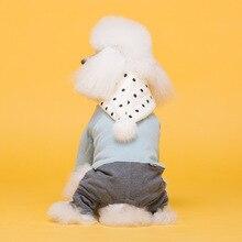 Одежда для собак, зимние теплые куртки для собак, щенков, Рождественская одежда, толстовки для маленьких и средних собак, щенок йоркширского терьера, наряд