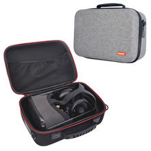 For Oculus Quest Storage Bag Box Carring Case Prtection Bag EVA Hard Cover Shell For Oculus Quest VR Headset Accessories(China)