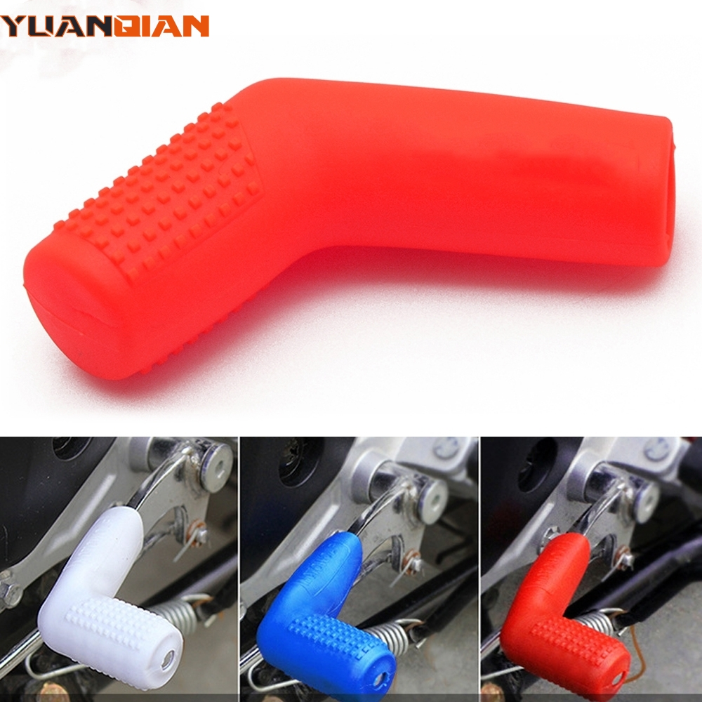 Motorcycles Accessories Gear Shifter Sock Cover Boot Protector Cover For Honda CB 190R 300 400/400SF/400VTEC 599 600F 650F 919