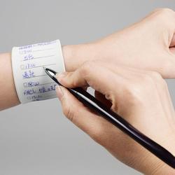 10 pcs Silicone children boys girls cute snap bracelet  student cartoon  ruler