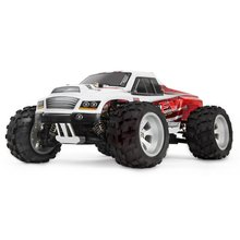 цена на WLtoys A979-B 2.4GHz 1/18 Scale Full Proportional 4WD RC Car 70KM/h High Speed Brushed Electric Motor RTR Off-road Truck