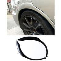 Mouldings Kit For Subaru Impreza WRX STI 2003 2006 PU Rear Winde Car Fender Flare Arch Trims