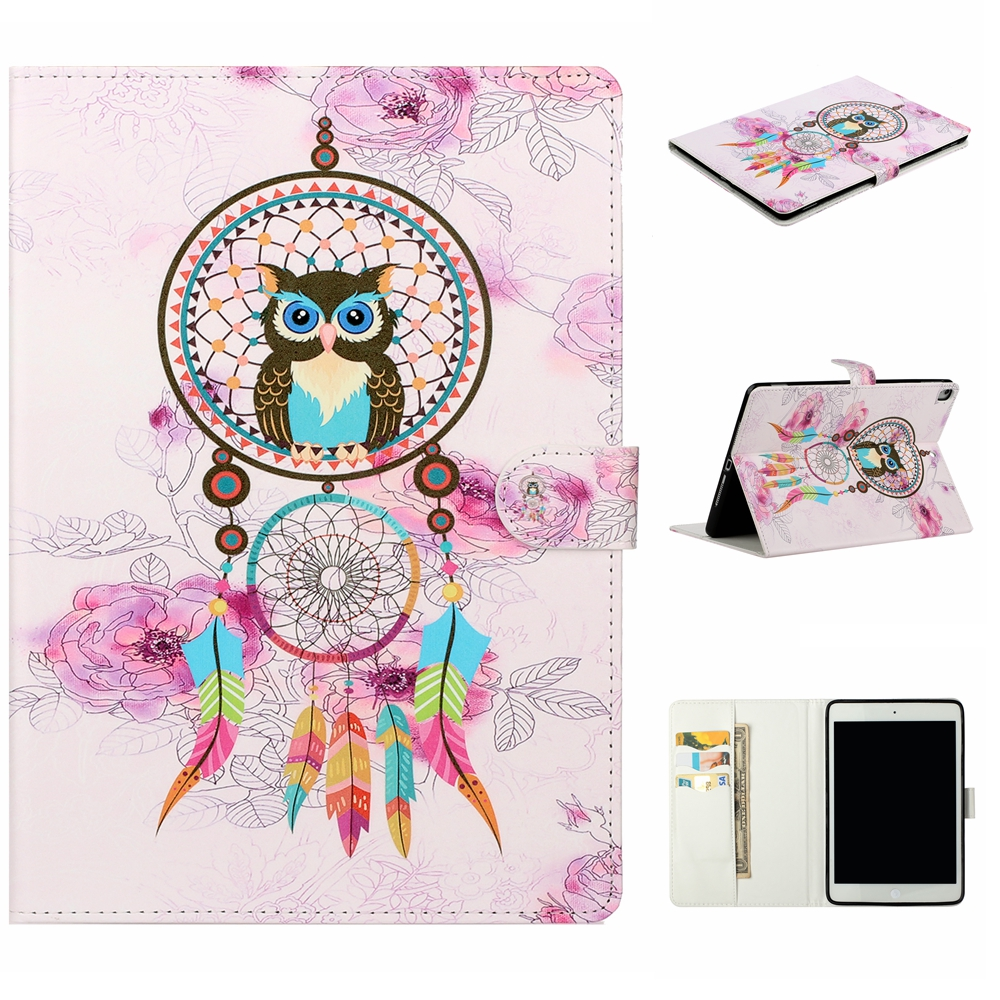 Case Gray Case For iPad 10 2 inch 2019 Stand Auto Sleep Smart Folio PU Leather Cover For