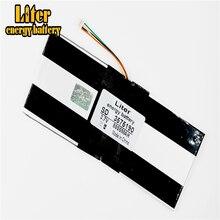 5 draad beste batterij merk 3575190 3.7 V lithium polymeer batterijen 8000 mah 3875188 tablet MID ingebouwde batterij