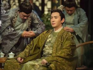 7 desenhos ming ricos childe traje hanfu para tv jogar sob o poder yan shikuan masculino delicado bordado drama hanfu