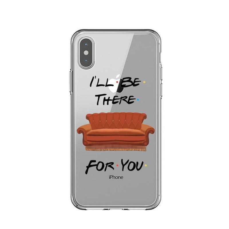 С героями телесериала «друзья» чехол для iPhone X 5 5S SE 6 6S 7 8 плюс Central perk Кофе как ты делаешь мягкий чехол для мобильного телефона для iPhone X XR XS MAX