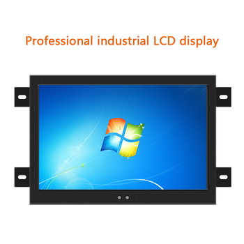 цена на 15.6 Inch LCD Display Monitor of  Tablet VGA HDMI DVI USB Lcd  monitors in Industrial Computer Resistance Touch Screen