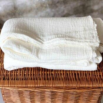 Manta de lana para bebé recién nacido, cobertor de Muselina para bebé,...