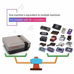 Image 5 - Retroflag NESPI + פטל Pi 3B וידאו משחק קונסולת תמיכה HDMI החוצה טלוויזיה משחקי משחק מראש להתקין רב שפה Recalbox ומשחקים