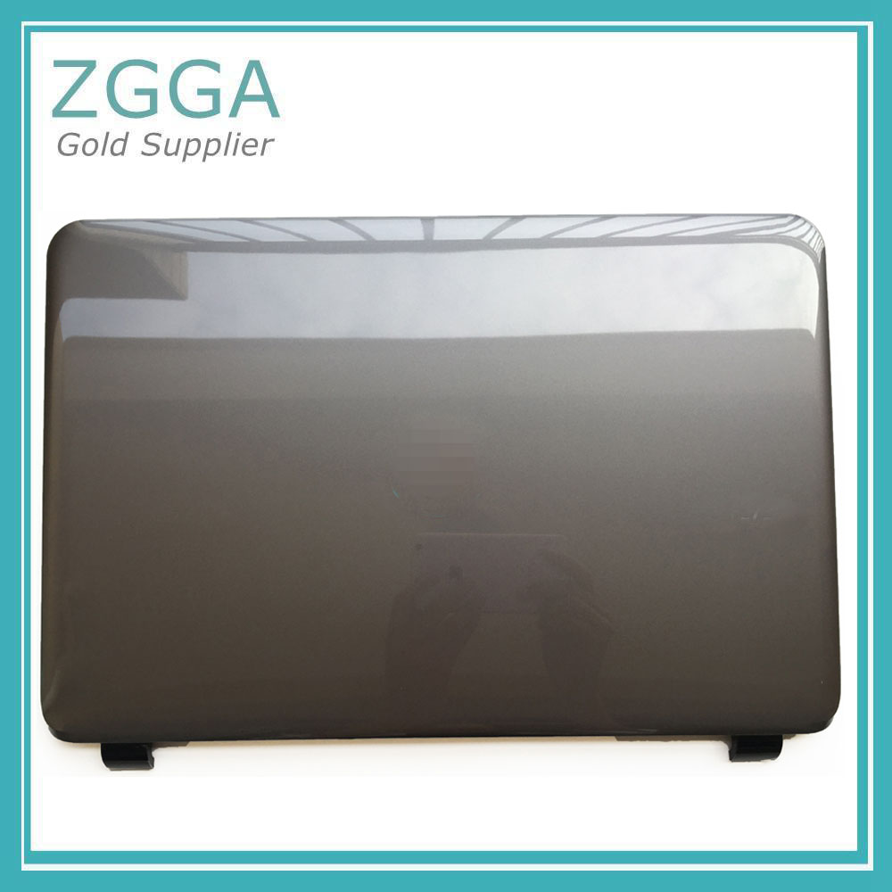 Genuine New Laptop LCD Rear Lid For <font><b>HP</b></font> <font><b>250</b></font> 255 256 <font><b>G3</b></font> 15-G 15-H 15-R 15-T 15-Z Back <font><b>Case</b></font> <font><b>Top</b></font> <font><b>Cover</b></font> Shell Gray Glossy 760967-001 image