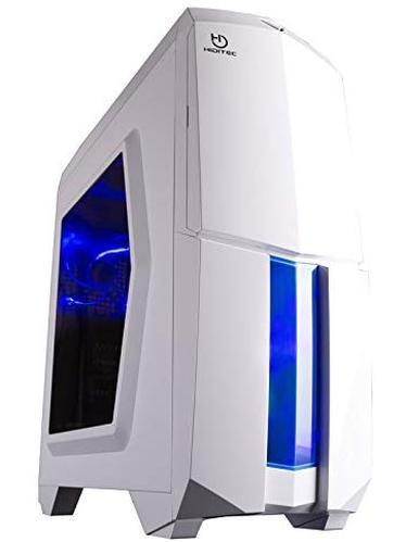 Computer Box NG-X1 Format Micro ATX (Steel Structure, Tower PC Gaming NG-X1, Elegant Design