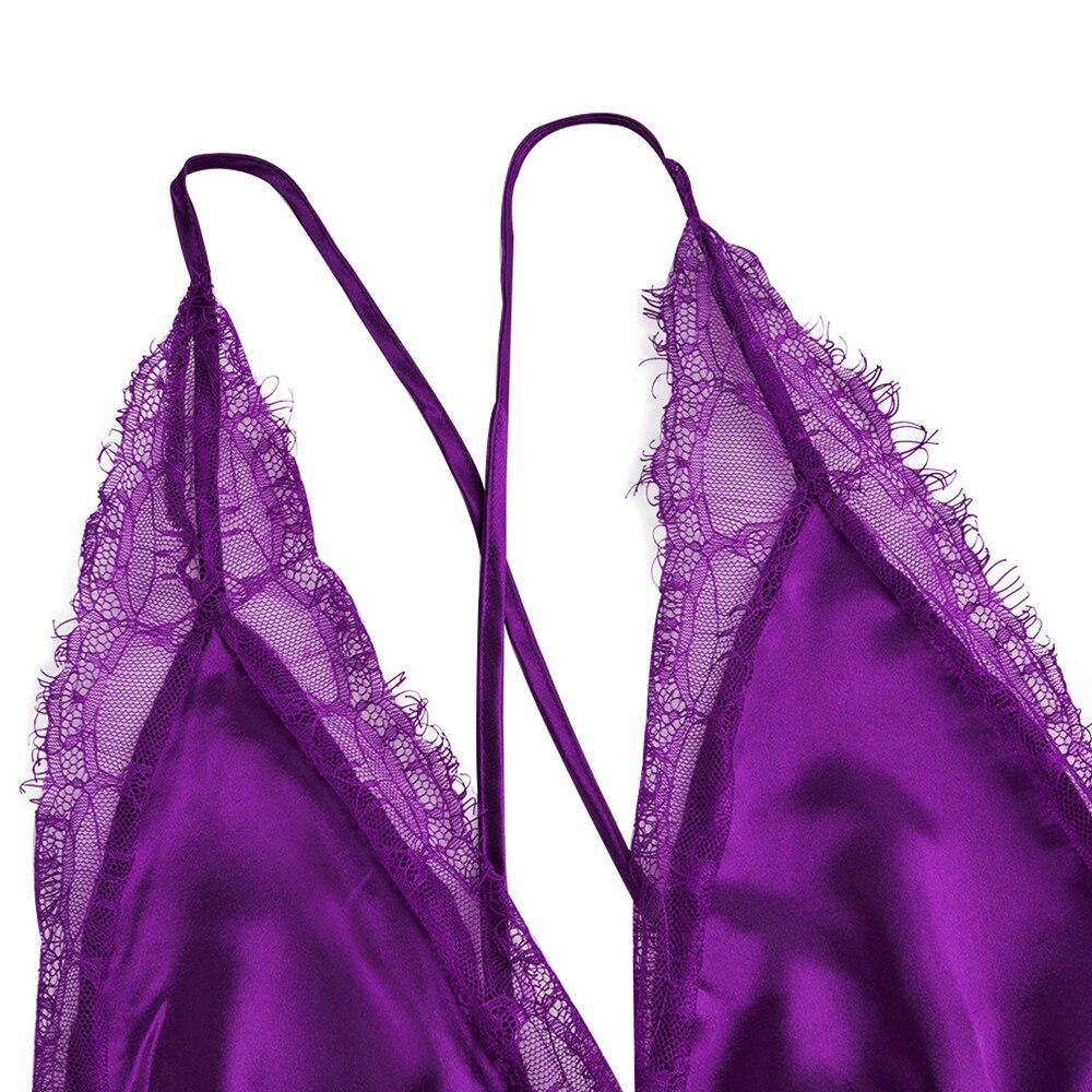 Lingerie Grande taille pour Femmes Sexy 23