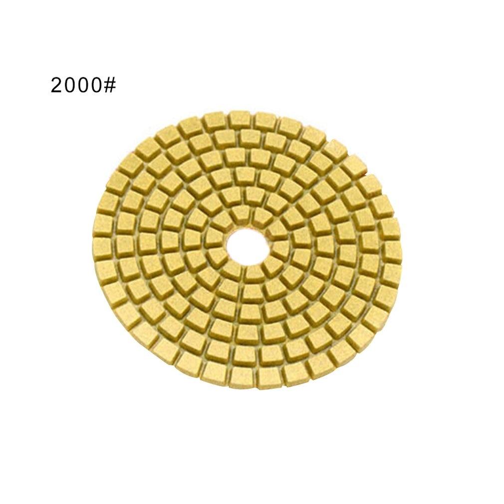 3 Inch Diamond Polishing Pads Durable Granite Stone Polishing Mat Portable Sanding Disk For Granite Marble Drop Shipping Sale