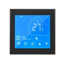 Touch Thermostat Temperature Controller LCD Display Week Programmable Thermostat