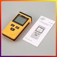 BENETECH GM3120 ЖК цифровой детектор электромагнитного излучения измеритель Дозиметр Тестер счетчик для компьютера телефона тв