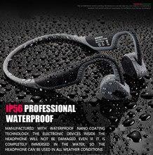 O novo fone de ouvido sem fio modelo bh128 condução óssea bluetooth estéreo handfree esporte fone de ouvido redução ruído