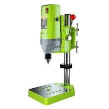 BSJ MINIQ BG-5156E Bench Drill Stand 710W Mini Electric Bench Drilling Machine Drill Chuck 1-13mm HT2600