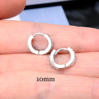 silver 10mm