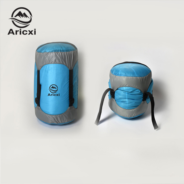 Outdoor Sleeping Bag Pack Compression Stuff Sack High Quality Storage Carry Bag Sleeping Bag Accessories 3