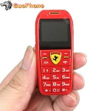 Mini Car Key Push Button Mobile Phone 1.0