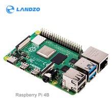 Raspberry Pi 4 Model 4B B BCM2711 quad-core Cortex-A72 1.5GHz 1GB/2GB/4GB RAM with dual band WIFI Bluetooth support PoE the nanopi s2 quad core cortex a9 s5p4418 bluetooth 4 0 wifi maker development board
