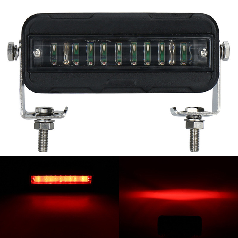 One LED Forklift Lamp Of Levita General Width Lamp Of Truck 27W Linear Forklift Warning Lamp