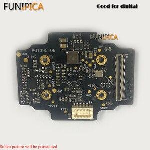 Image 5 - Orijinal CMOS DJI Phantom 4 için CCD görüntü sensörü kamera kurulu Drone onarım aksesuarları ücretsiz kargo