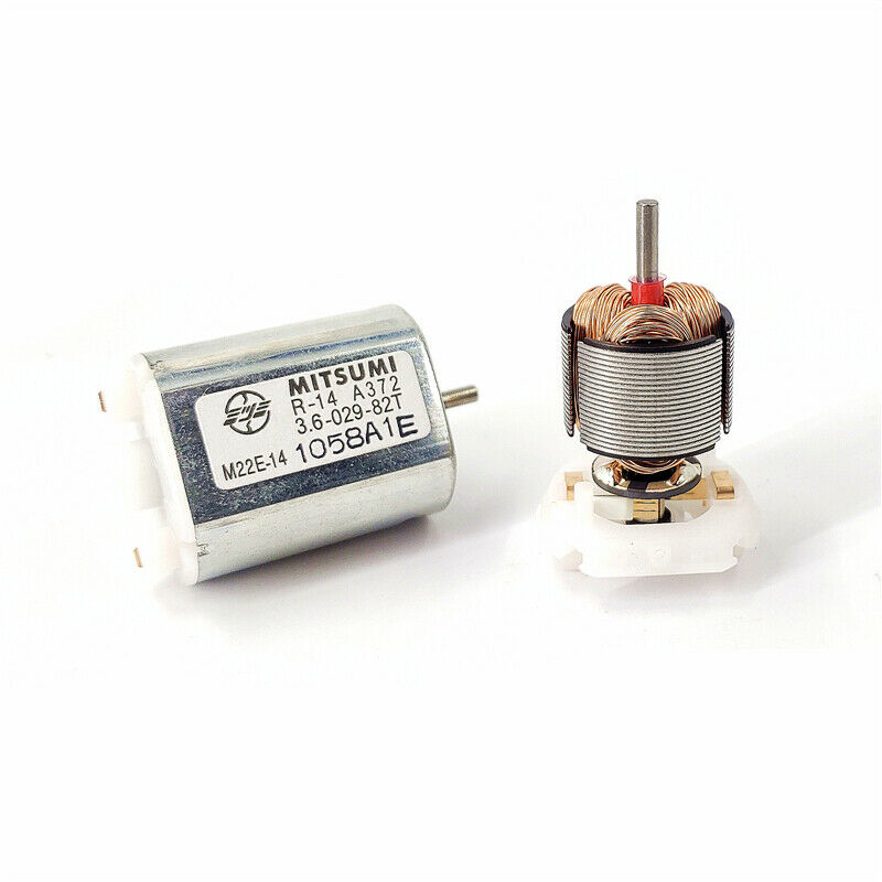 Japan MITSUM M22E-14 280 DC Motor DC 3V-6V 15000RPM High Speed High Torque Motor Precision Engine For Copier DIY Toy Car Boat