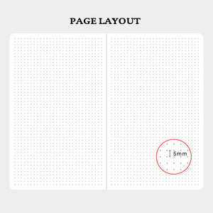 Image 3 - Sail A5 Dotted NotebookDot Grid Journal Lighthouse Hard Cover Elastic Band Travel Diary  Planner