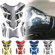 цена на Personalized 3D Motor Sticker Motorcycle Protector Sticker Gas Fuel Oil Tank Protection Stickers Car Decal Wholesale