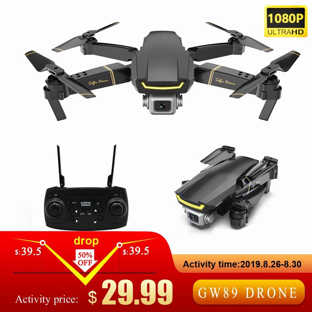 Rc-Drone Camera Rc Quadcopter Altitude-Hold Wifi Gesture Foldable Vs E58 GW89 1080P