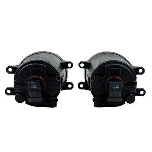H11 55 Вт бампер решетка противотуманная фара с переключателем в сборе/1 комплект подходит для 2012-2014 Toyota Yaris 3/5Dr хэтчбек/2012-2014 Vitz