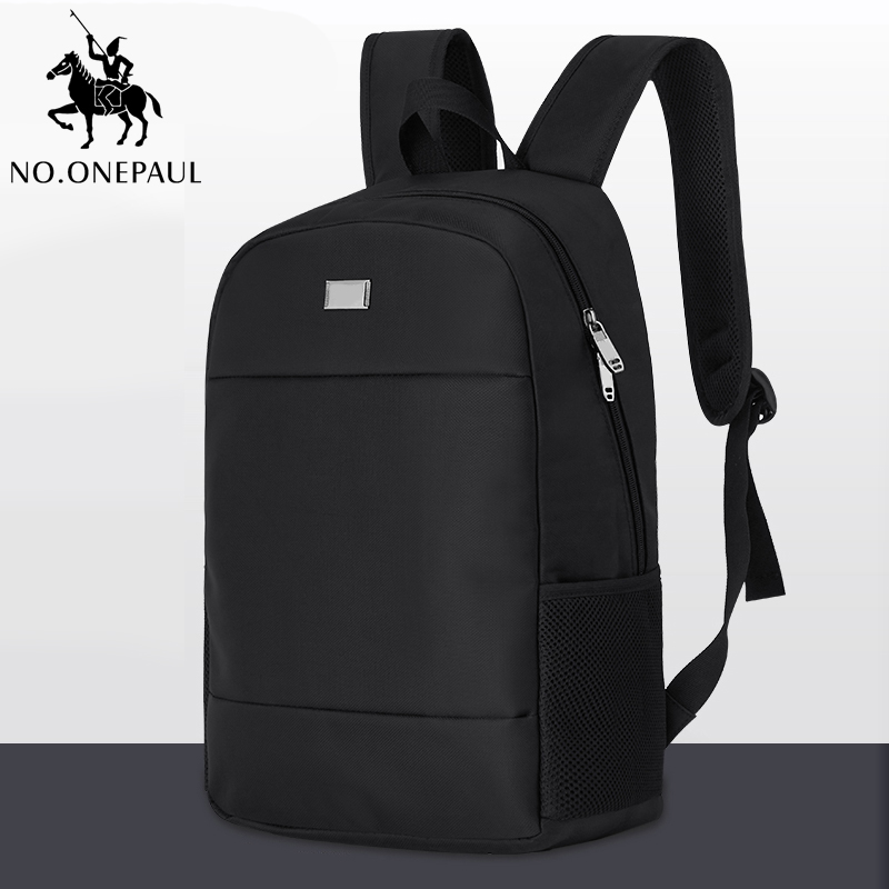 NO.ONEPAUL The Bags For Women Casual Travel Backpack Women Large Capacity USB Interface Backpack Bag School Bag For Teenage Girl