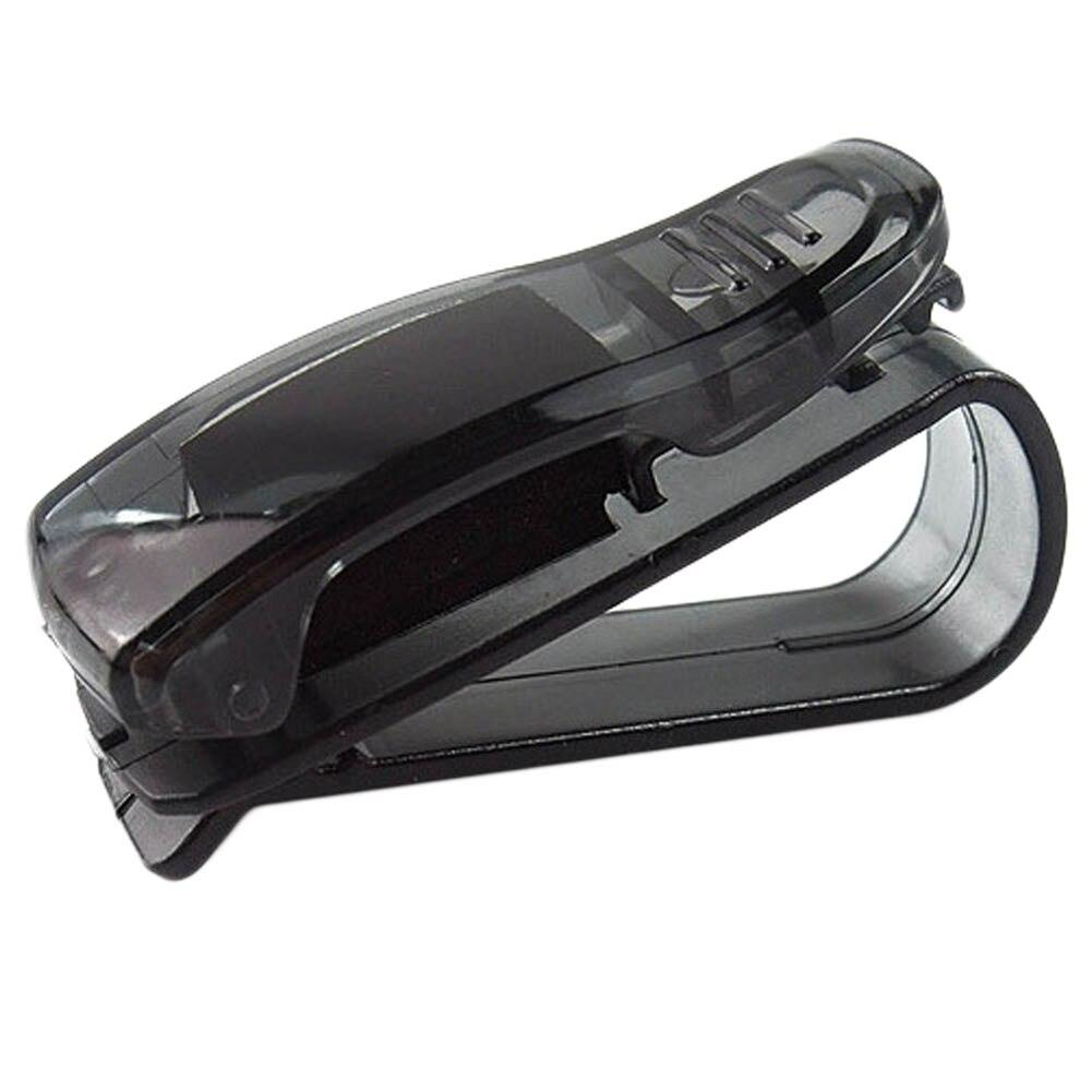Hot Sale Auto Fastener Auto Accessories ABS Car Vehicle Sun Visor Sunglasses Eyeglasses Glasses Ticket Holder Clip Glasses Case     - title=