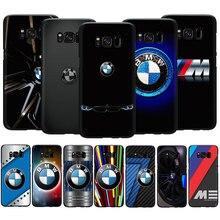 EWAU BMW logo Silicone phone case for Samsung