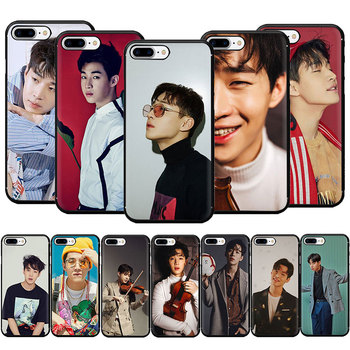 henry lau funny Soft Phone Cover Case for iphone 12 Mini SE 2020 5 5S 6 6S Plus 7 8 Plus X XR XS 11 Pro Max image