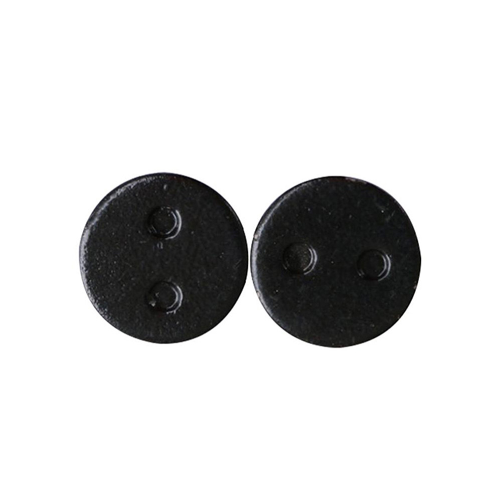2 Pairs Scooter Brake Disc Brake Pads Replacement Parts For Mijia M365 Electric Scooter Skateboard Caliper BHD2