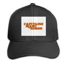Des Algues - Capitaine Marc Simon prix le plus bas marque film Promotion hommes intéressant chapeau naturel chapeau