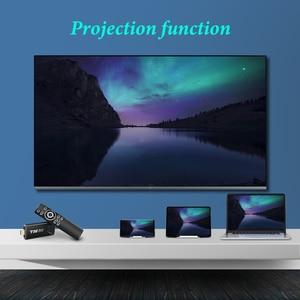 Image 4 - Mini Android Tv Stick Box TV Android 10 4K Android Tv, pudełko inteligentna przystawka wi fi do telewizora Tv, pudełko odtwarzacz multimedialny odbiornik Tv dekoder Android 10