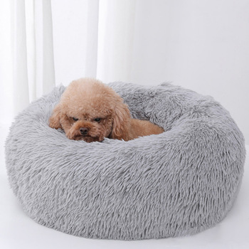 Luxury Plush Dog Bed  1