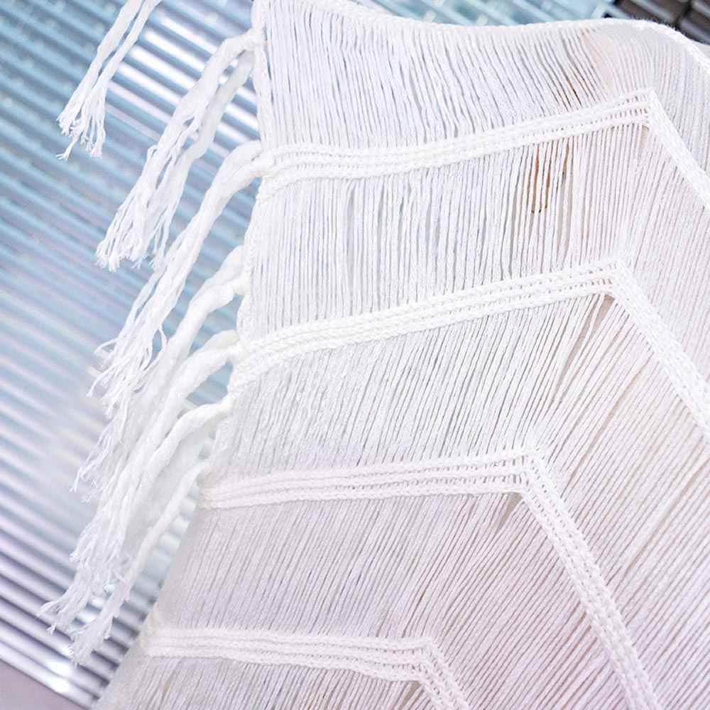 Cotton Beach Dress Woman Tassels Bikini Cover Up 2020 White Swimsuit Maillot Playa Women Praia Swimwear New Beach Wear Hot Sale