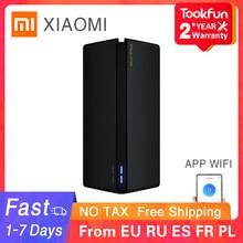 Nowy Router bezprzewodowy Xiaomi AX1800 Mesh WIFI VPN dwuczęstotliwościowy 256MB 2.4G 5G pełny gigabitowy wzmacniacz sygnału OFDMA PPPoE