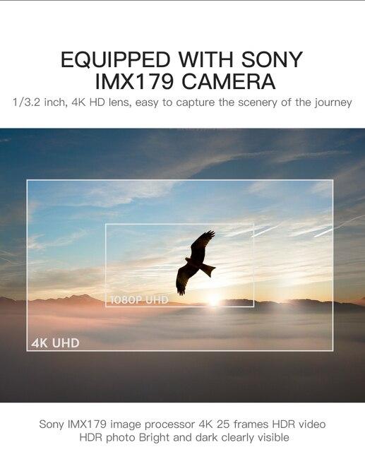 Zangão máximo de sg906 pro 2/sg906 gps com wifi 4k hd câmera 3-eixo cardan sem escova profissional quadcopter desvio de obstáculo dron 5